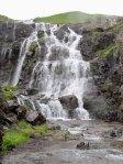 Breiðá lower falls