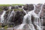 Breiðá upper falls