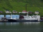 Fagraberg from Fuglafjørður