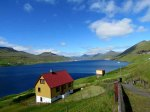 Skálafjørður, looking north