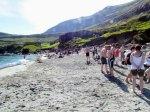 Oyndarfjørður beach