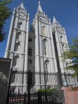 Mormon Temple, again