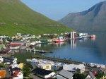 Ships in Fuglafjørður