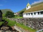 Church in Oynddarfjørður