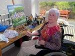 Ida painting