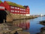 Tinganes, old Tórshavn