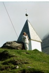 Jenny in the Faroe Islands (2006)