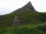 Jenny in Mykines, Faroe Islands (2006)