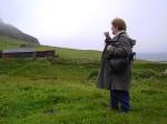 Jenny in the Faroe Islands (2006)