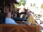 Jenny Henke & Jonathan Henke at Disneyland (February 2012)